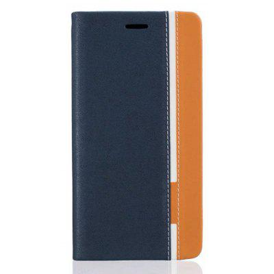 Buy BLUE British Style Stripe Design Flip PU Leather Case for Xiaomi Mi Max 2 for $5.95 in GearBest store