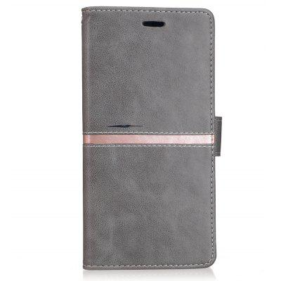 Elegant Style Back Magnetic Buckle Flip PU Leather Wallet Case for Xiaomi Mi Max 2