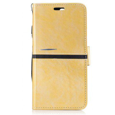 Elegant Style Back Magnetic Buckle Flip PU Leather Wallet Case for OnePlus 5