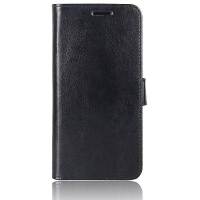 Durable Crazy Horse Padrão Back Buckle Flip PU Leather Wallet Case para Xiaomi Mi 5X