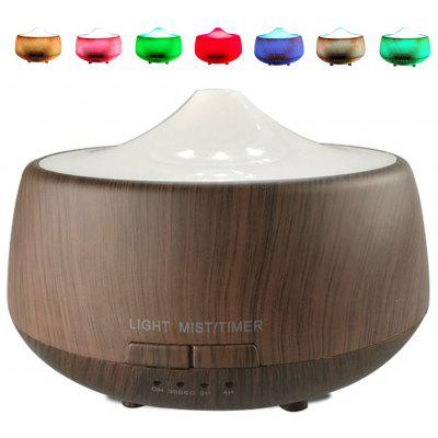 Negative Ionen Ultraschall Air Wickflash Spa Mist Micro Blasen Diffusor mit 7 Farbe LED Licht
