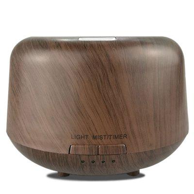Fine Bubble Air Conditioning Ultrasonic Oil Commercial Wooden Aroma Diffuser