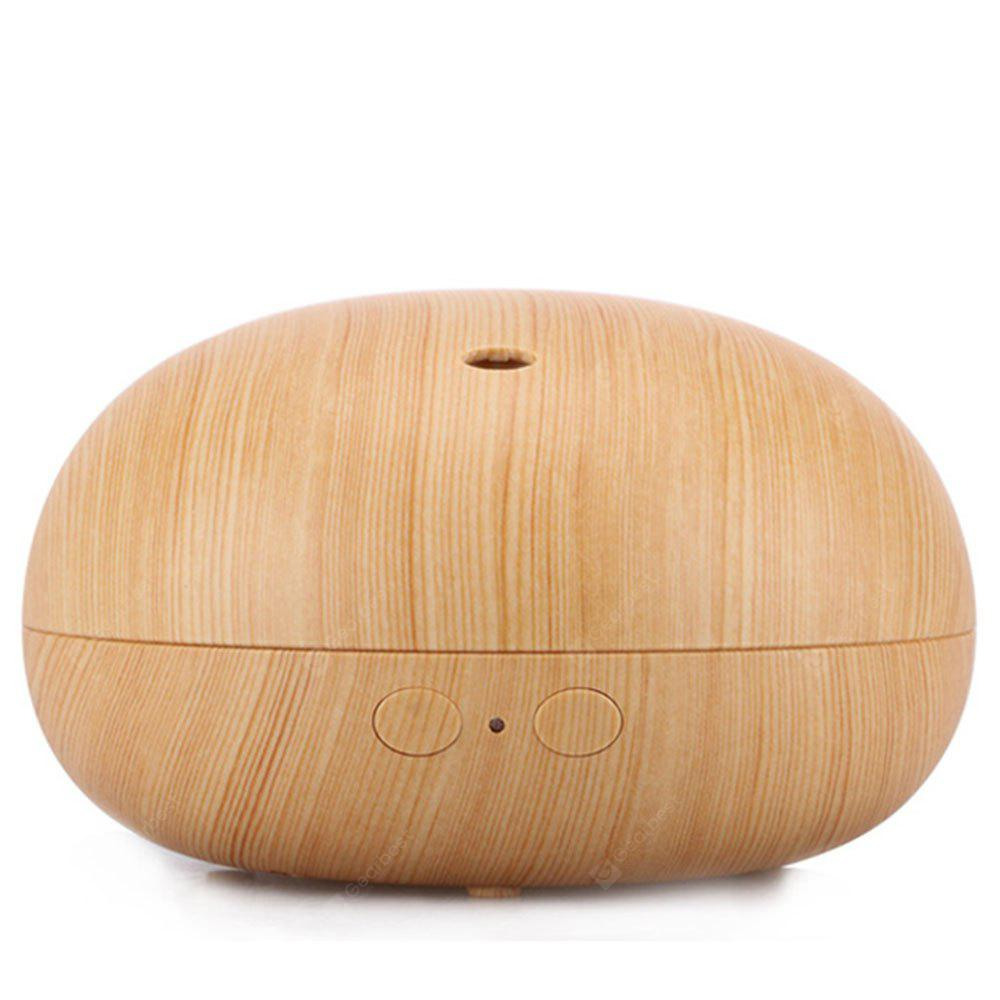 WOOD GRAIN 400ml Ultrasonic Portable Spa Use Air Diffuser Cool Mist Diffusers