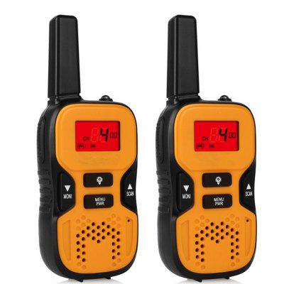 One Pair Mini Walkie Talkie Kids Children 0.5W Portable Ham Two Way RadioWalkie Talkies<br>One Pair Mini Walkie Talkie Kids Children 0.5W Portable Ham Two Way Radio<br><br>Model Number: R8<br>Package Contents: 2 x R8 Walkie Takie, 2 x Rechargeable Battery, 2 x Usb Charging Cable, 2 xBelt Clip, 1 x English User Manual<br>Package Dimension: 10.00 x 5.00 x 5.00 cm / 3.94 x 1.97 x 1.97 inches<br>Package weight: 0.4000 kg
