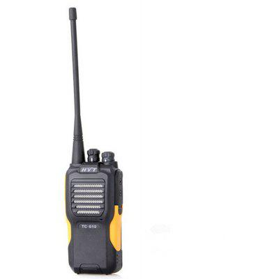 Hytera Tc 610 Handle Portable Radio 16 Channel 5W Radio Water Proof Walkie Talkie