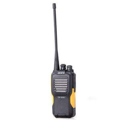 Hytera Tc 610 Handle Portable Radio 16 canais 5W Radio Water Proof Walkie Talkie