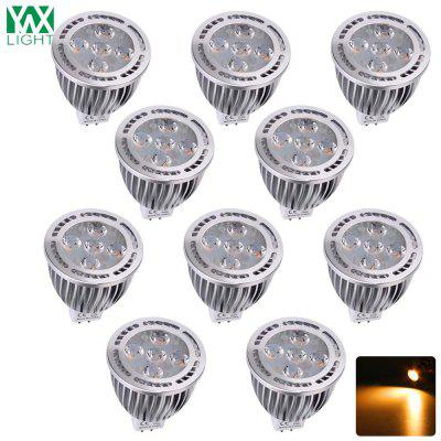 10PCS YWXLight MR16 3030SMD riflettore illuminato LED di illuminazione LED 12V