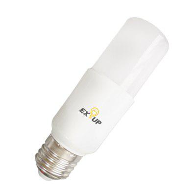 Exup 6W E27 Led Globe Bulb Tube 540LMLED Tubes<br>Exup 6W E27 Led Globe Bulb Tube 540LM<br><br>Bulb Shape: T<br>Certifications: CE,FCC<br>Color Temperature or Wavelength: 3000k 6000k<br>Connection: E27<br>Connector Type: E27<br>Dimmable: No<br>Features: Light Control<br>Initial Lumens ( lm ): 540lm<br>LED Beam Angle: 270 Degree<br>Lifetime ( h ): More Than  50000<br>Light Source Color: Cold White,Warm White<br>Material: Aluminum+Plastic<br>Package Contents: 1 X Led Bulb<br>Package size (L x W x H): 12.00 x 4.00 x 12.00 cm / 4.72 x 1.57 x 4.72 inches<br>Package weight: 0.0370 kg<br>Primary Application: Bedroom,Everyday Use,Garage,Hallway or Stairwell,Home,Home or Office,Hotel Dining Table,Kitchen,Living Room,Living Room or Dining Room,Outdoor Lighting,Storage Room,Storage Room or Utility Room<br>Product size (L x W x H): 11.50 x 3.60 x 11.50 cm / 4.53 x 1.42 x 4.53 inches<br>Type: LED Globe Bulbs<br>Voltage: 85-265V<br>Wattage: 6W