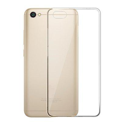 TOCHIC TPU Protective Soft Case for Xiaomi Redmi Note 5AScreen Protectors<br>TOCHIC TPU Protective Soft Case for Xiaomi Redmi Note 5A<br><br>Compatible Model: Xiaomi Redmi Note 5A<br>Features: Anti-knock<br>Mainly Compatible with: Xiaomi<br>Material: TPU<br>Package Contents: 1 x Case<br>Package size (L x W x H): 16.00 x 9.00 x 0.90 cm / 6.3 x 3.54 x 0.35 inches<br>Package weight: 0.0180 kg<br>Product Size(L x W x H): 15.50 x 8.00 x 0.70 cm / 6.1 x 3.15 x 0.28 inches<br>Product weight: 0.0140 kg<br>Style: Transparent