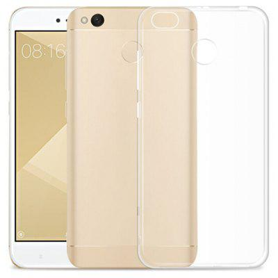 TOCHIC TPU Protective Soft Case for Xiaomi Redmi 4X