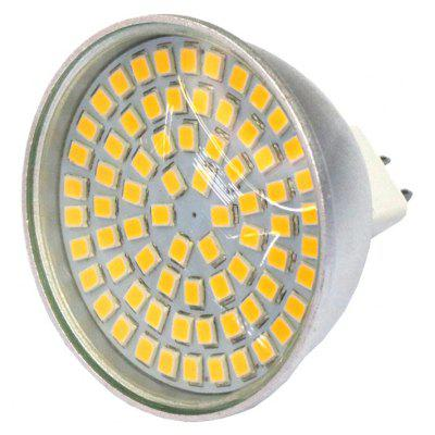 Spotlight da tazza in alluminio di Mr16 2835SMD 72LED 700LM