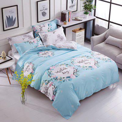 4pcs Fashion Individual Wave Point Chemical Fiber K12.1.8Bedding Sets<br>4pcs Fashion Individual Wave Point Chemical Fiber K12.1.8<br><br>Package Contents: 2 x Pillowcase, 1 x Bed Sack, 1 x Bedcloth<br>Package size (L x W x H): 29.00 x 17.00 x 1.50 cm / 11.42 x 6.69 x 0.59 inches<br>Package weight: 1.6000 kg<br>Pattern Type: Animal, Random pattern, Novelty<br>Product size (L x W x H): 230.00 x 230.00 x 1.00 cm / 90.55 x 90.55 x 0.39 inches<br>Product weight: 1.4000 kg<br>Style: Fresh / Rural, Plant / Flower, Cartoon / Anime, Scenery / Landscape