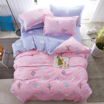 3PCS Fashion Individual Chemical Fiber K12.1.0Bedding Sets<br>3PCS Fashion Individual Chemical Fiber K12.1.0<br><br>Package Contents: 1 x Pillowcase, 1 x Bed Sack, 1 x Bedcloth<br>Package size (L x W x H): 29.00 x 17.00 x 1.50 cm / 11.42 x 6.69 x 0.59 inches<br>Package weight: 1.1000 kg<br>Pattern Type: Animal, Random pattern, Novelty, Leaf<br>Product size (L x W x H): 155.00 x 230.00 x 1.00 cm / 61.02 x 90.55 x 0.39 inches<br>Product weight: 1.0000 kg<br>Style: Cartoon / Anime, Fresh / Rural, Strip / Grid, Scenery / Landscape