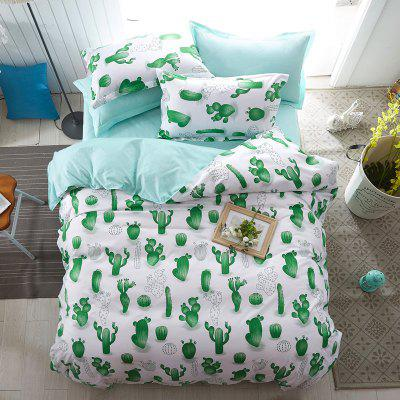 4PCS Fashion Individual Chemical Fiber K12.1.2Bedding Sets<br>4PCS Fashion Individual Chemical Fiber K12.1.2<br><br>Package Contents: 2 x Pillowcase,1 x Bed Sack,1 x Bedcloth<br>Package size (L x W x H): 29.00 x 17.00 x 1.50 cm / 11.42 x 6.69 x 0.59 inches<br>Package weight: 1.2000 kg<br>Pattern Type: Novelty, Random pattern, Leaf, Animal<br>Product size (L x W x H): 155.00 x 230.00 x 1.00 cm / 61.02 x 90.55 x 0.39 inches<br>Product weight: 1.1000 kg<br>Style: Fresh / Rural, Strip / Grid, Scenery / Landscape, Cartoon / Anime