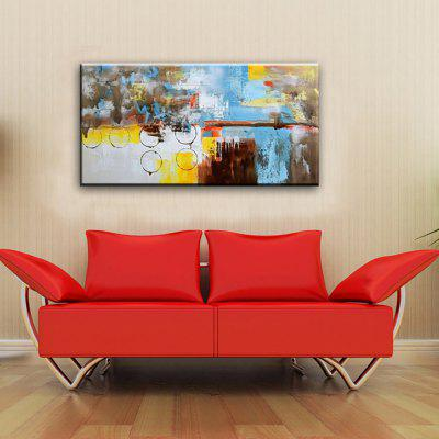 Yhhp abstract Decoration Hand Painted Oil Painting