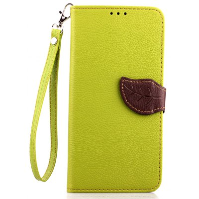 Love Leaf Card Lanyard Pu Leather para Moto Nexus 6
