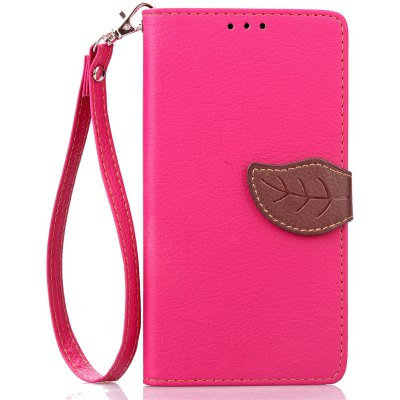 Love Leaf Card Lanyard Pu Leather para Acer Z520