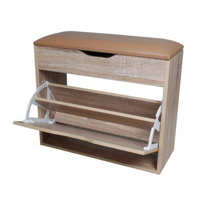 Happyhome Schuhschrank Mit Sitzflaeche Aus Pu Holzfarbe Support Local Delivery After-sales ServiceHome Furniture<br>Happyhome Schuhschrank Mit Sitzflaeche Aus Pu Holzfarbe Support Local Delivery After-sales Service<br><br>Applicable for: Others<br>Applicable People: Universal<br>Assembled: No<br>Brand: HappyHome<br>Features: Big capacity, Wood texture, Space saving, Solid durable, Dual-use<br>Furniture Style: Simple<br>Furniture type: Other furniture<br>Layers: 1 layer<br>Load-bearing (Max.): 100 Kg<br>Material: PVC<br>Package Contents: 1 X Schuhschrank, 1 X Schrauben-set, 1 X Montageanleitung<br>Package size (L x W x H): 61.00 x 51.00 x 10.00 cm / 24.02 x 20.08 x 3.94 inches<br>Package weight: 12.5000 kg<br>Packing method: Cartons<br>Product size (L x W x H): 6.00 x 24.00 x 55.00 cm / 2.36 x 9.45 x 21.65 inches<br>Product Type: Shoes cabinet, Shoes chair<br>Product weight: 11.6000 kg<br>Scalable: No<br>With cabinet: Yes<br>With guardrail: No<br>With Lock: No