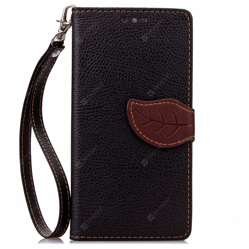 Love Leaf Card Lanyard Pu Leather for Oneplus x