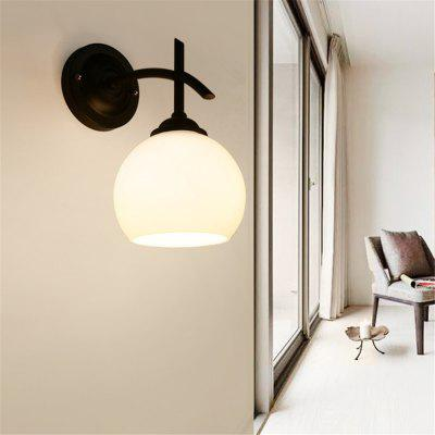 Jueja Simple Style Led Wall Light Market Walkway Patio Hallway Wall Lamp E27 85-240V