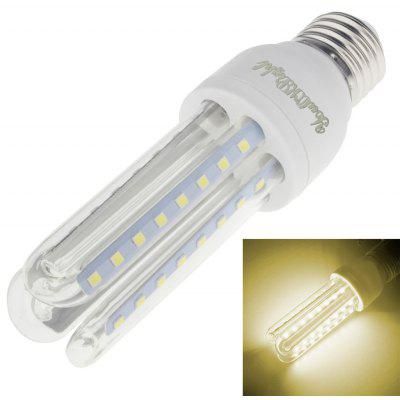 Buy WARM WHITE LIGHT Youoklight 1PCS E27 9W Warm White / Cool White 48 Smd 2835 LED Corn Lamp AC220V for $4.16 in GearBest store