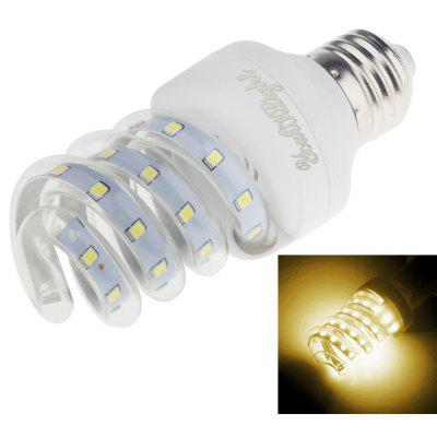 Buy WARM WHITE LIGHT Youoklight 1PCS E27 9W Ac 220V 23 Led 2835 Smd Warm White / Cold White Led Corn Bulb for $4.05 in GearBest store