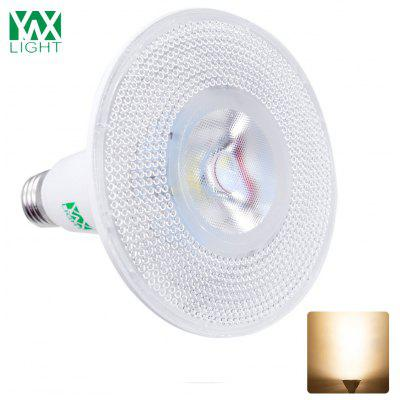 YWXLight E27 18W PAR 38 Dimmable LED Bulb 180 Degrees Beam Angle Dimming AC 85 - 265V