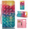 Dreams 3D Painted Pu Phone Case for Samsung Galaxy Note 8 - COLORMIX