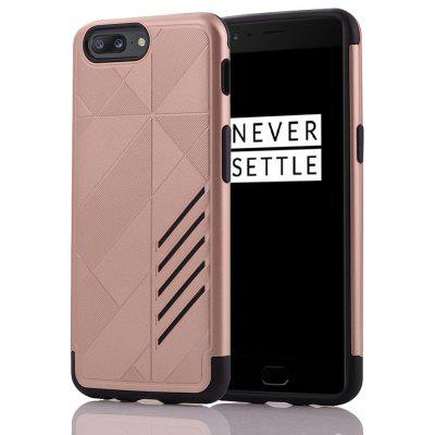Cool Shockproof 2 In 1 Hard Back Case for Oneplus 5