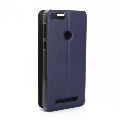 Ocube Flip Folio Stand Up Holder Pu Leather Case Cover for Leagoo Kiicaa Power 5.0IN Cellphone