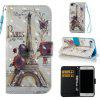 35 Towers 3D Painted Pu Phone Case for Iphone 7 - COLORMIX