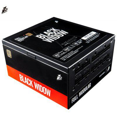 1STPLAYER BLACK WIDOW 500W Full Modular Range Bronze Modular