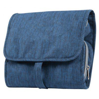 Travel Cosmetic Bag - Perfect Hanging Travel Toiletry Organizer