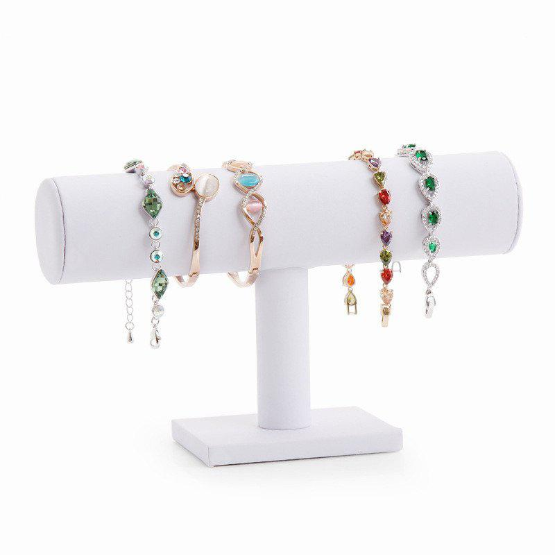 Jewelry Single-layer Bracelet Bracket Desktop Organizer Display Stand