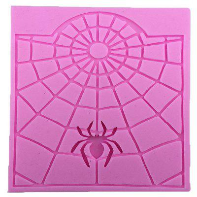 Aya Spider Web Cartoon Cake Molds for Baking