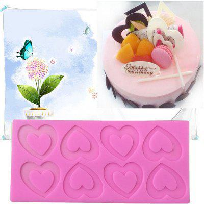 Aya Love Heart Cake Molds for Baking
