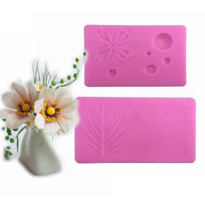 Aya Flowers Pattern Cake Molds for Baking