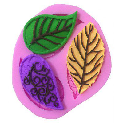 Aya Floral Leaves Cake Molds for Baking