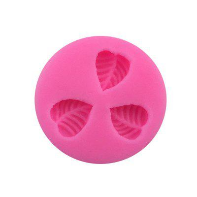 Aya Small Round Leaf Cake MoldsBaking &amp; Pastry Tools<br>Aya Small Round Leaf Cake Molds<br><br>Material: Silicone<br>Package Contents: 1 x Baking Mold<br>Package size (L x W x H): 5.50 x 5.50 x 1.50 cm / 2.17 x 2.17 x 0.59 inches<br>Package weight: 0.0200 kg<br>Product size (L x W x H): 4.50 x 4.50 x 0.90 cm / 1.77 x 1.77 x 0.35 inches<br>Product weight: 0.013 kg<br>Type: Bakeware
