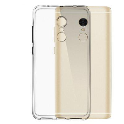 Tochic Tpu Protective Soft Case for Xiaomi Redmi Note 4