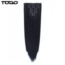 Todo Straight Wig 8-piece 18-clip Hair Extension