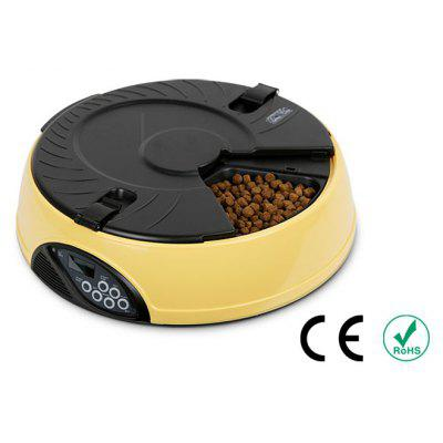 TODO 6 Meals LCD Automatic Pet Feeder