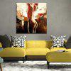 YHHP abstract Art hand Paintednaked Women Decoration Canvas Oil Painting - COLORMIX