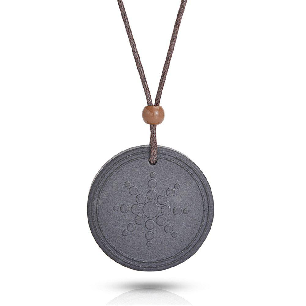 necklace energy pendant scalar relief detail buy pain product price