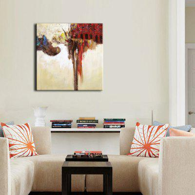 Art Hand Painted Abstract Oil Painting on Canvas One Panel 227307101
