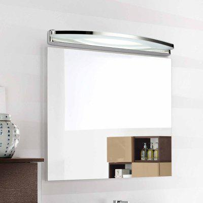 Buy WHITE LIGHT Everflower Max 17W Stainless Steel And Acrylic Modern Fashion Led Wall Sconces Mirror Front Light Model 5950 for $67.89 in GearBest store