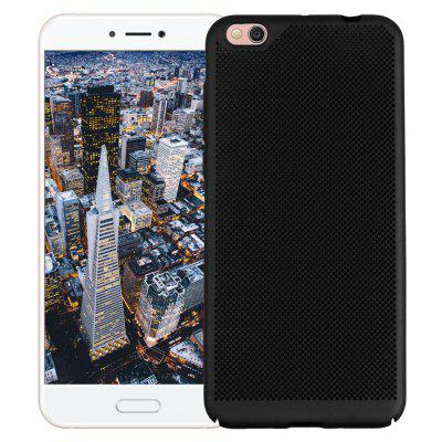 Fashion Ultra-Thin Breathable Cooling Mesh Hard Phone Cover for XiaoMi 5C