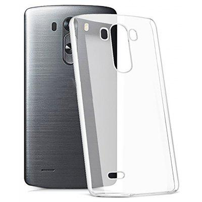 Ultrathin Shock-absorption Bumper TPU Clear Case for LG G3