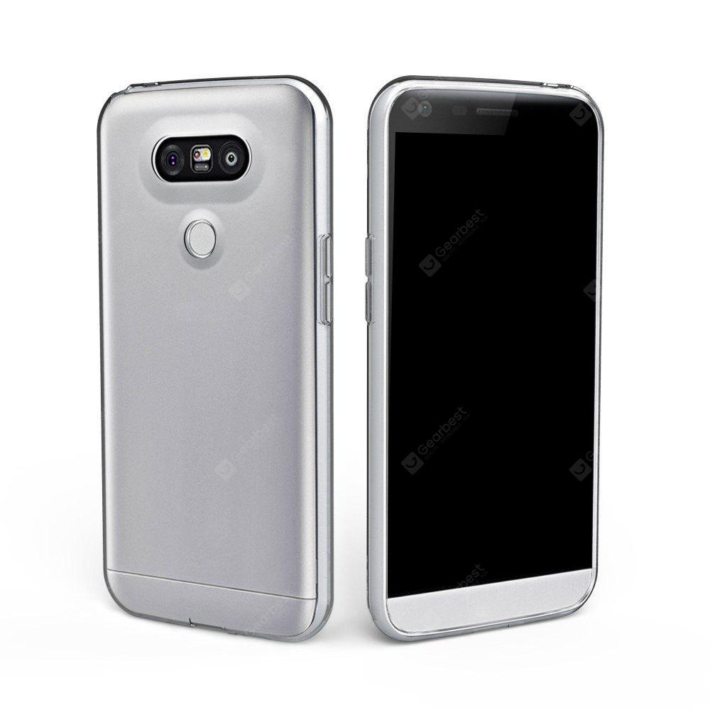 Ultrathin Shock-absorption Bumper Tpu Clear Case for Lg G5