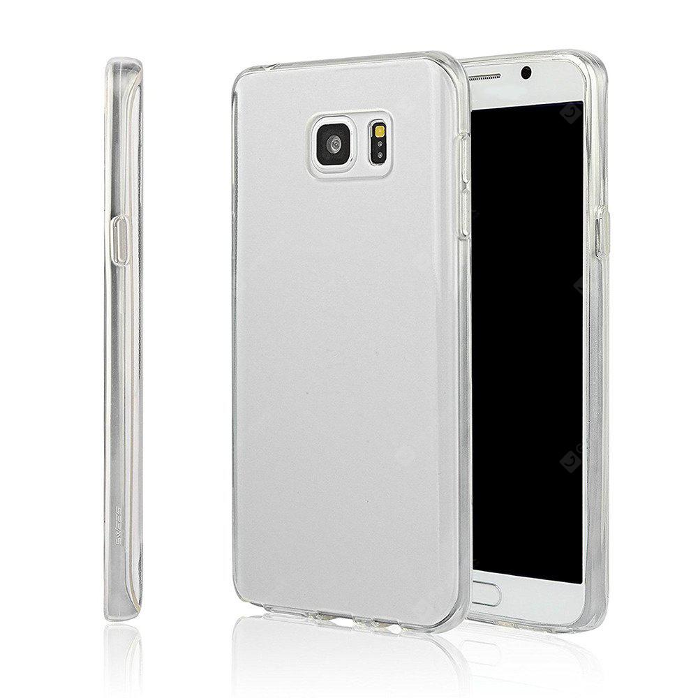 Ultrathin Shock-absorption Bumper TPU Clear Case for Samsung Galaxy Note 5